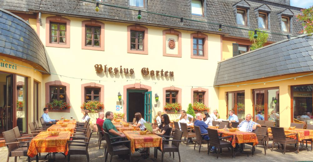 Hotel Blesius Garten Hausbrauerei In Moselle TUI