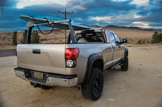 2007 Toyota tundra truck rack