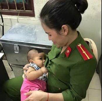 Cảm ơn thiếu úy Khuất Khánh Ly - Ảnh 2.