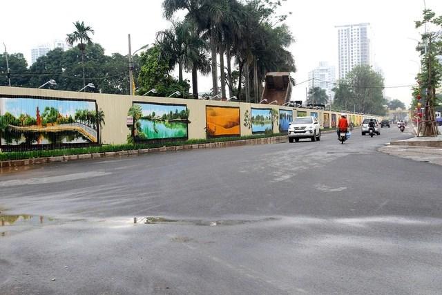 Độc đáo bức tranh 3D vẽ trên tôn dài nhất Việt Nam - Ảnh 6.