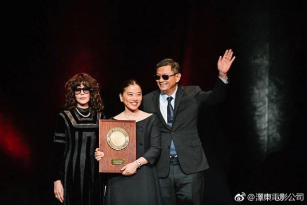 Đạo diễn Vương Gia Vệ nhận giải Thành tựu sự nghiệp Lumière - Ảnh 4.