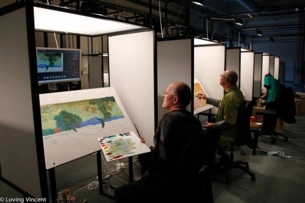 Love Vincent, dự án vĩ đại về danh họa Van Gogh ra rạp Việt - Ảnh 10.