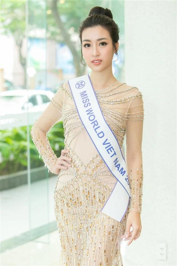Đỗ Mỹ Linh Cõng điện lên bản đến Hoa hậu Thế giới 2017 - Ảnh 5.