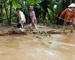 69 người chết, 30 người mất tích trong bão lũ