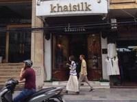 Khaisilk thừa nhận có 50 lụa từ Trung Quốc