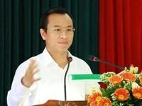 Ông Nguyễn Xuân Anh: Sẽ điều chuyển cán bộ nếu tình hình không chuyển biến