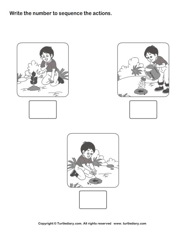 Sakura-food-recipe: Sequencing Pictures Worksheets