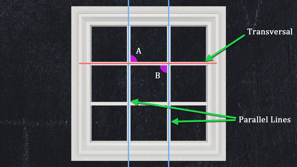 Alternate Interior Angles Examples In Real Life  Nice Houzz