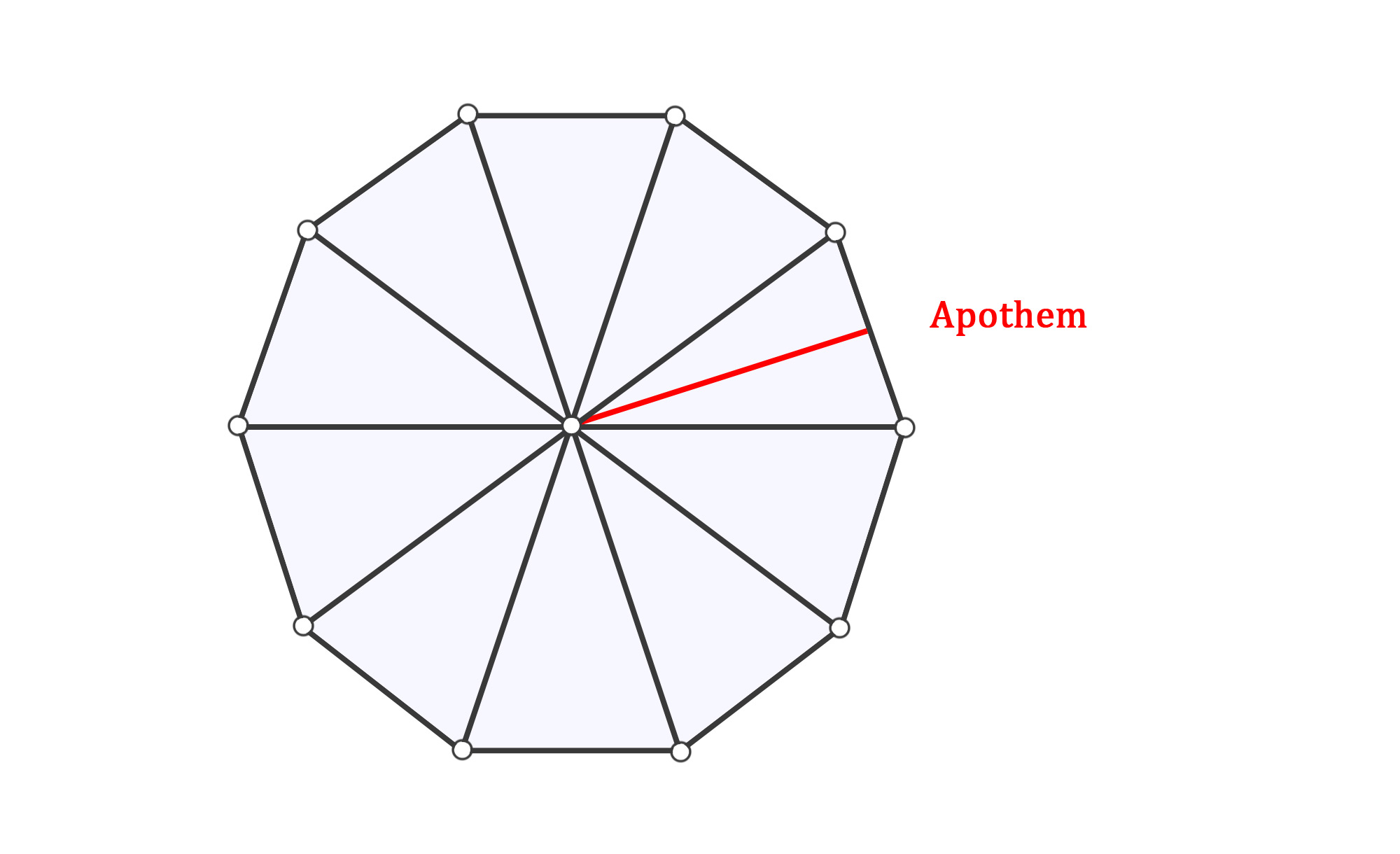 How To Find The Area Of Regular Polygons With Examples Tutors