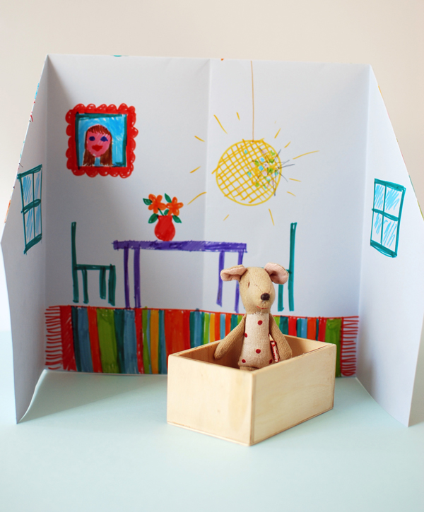Doll House Craft Ideas House Interior