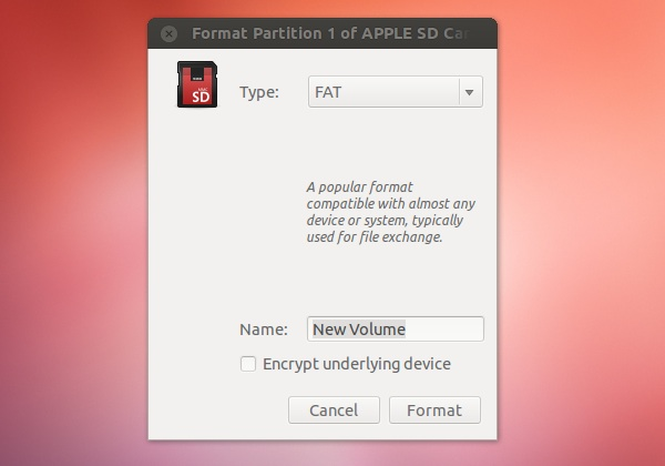 How To Format Bootable Sd Card In Linux | Infocard.co