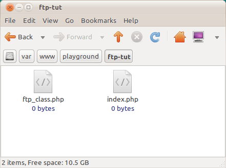 How to Work with PHP and FTP