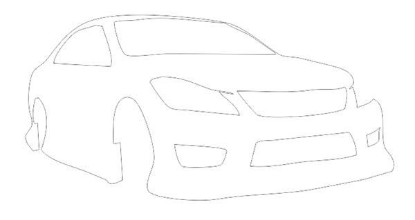 Step 4: Draw Basic Shape