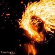 create flaming manipulation