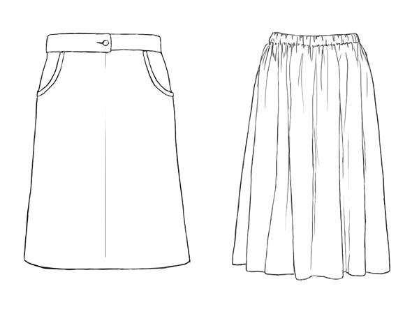 A Beginner's Guide to Drawing a Basic Outfit on a