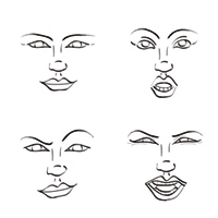 Quick Tip: How to Draw Facial Expressions to Show Emotion