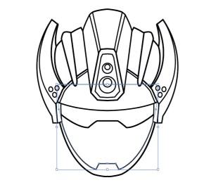 robots tiger drawings simple sketch jake parker mr basic robot been putting ve head