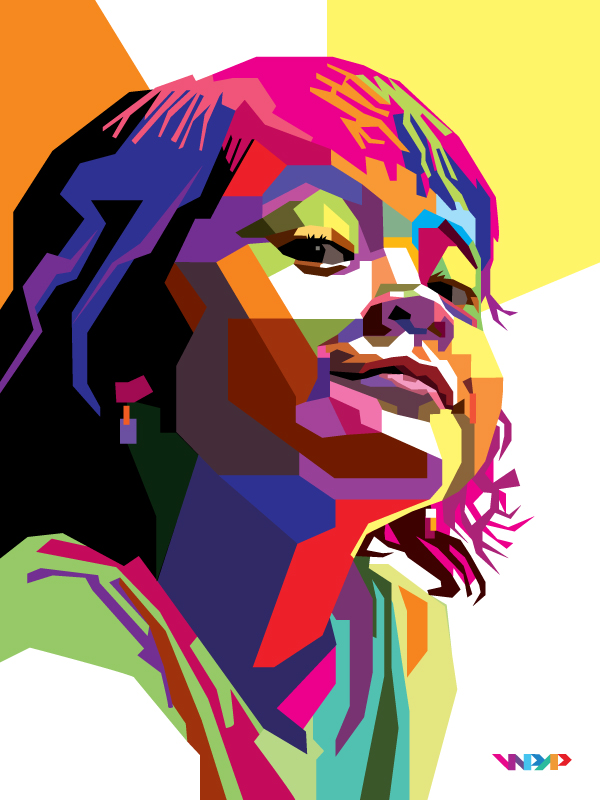 How to Create a Geometric, WPAP Vector Portrait in Adobe