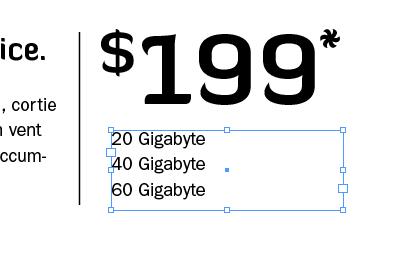Design a Print-ready Ad in Adobe InDesign