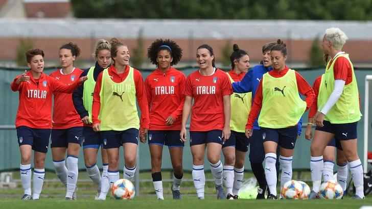 Mondiali Femminili Diretta Italia Brasile Ore 21 Come