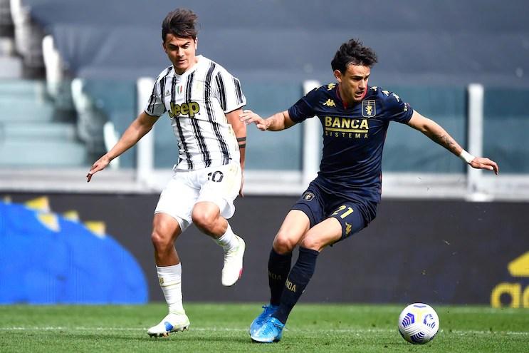 Diretta Juve-Genoa ore 15: come vederla in tv, in streaming e formazioni  ufficiali
