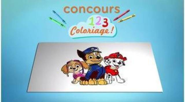 Replay Nickelodéon du 288/288/288 : 288, 28, 28 Coloriage !  Concours