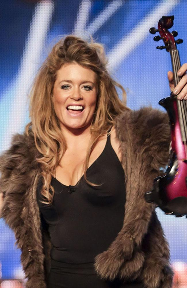Lettice Rowbothams BGT audition inspired by sister  TV