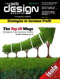 The PCB Design Magazine - March 2016