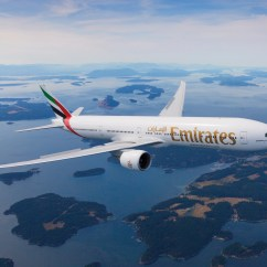 Wheelchair Emirates Rattan Chair Target To Launch Non Stop Dubai Newark Service With A Second Daily Flight From 1 June