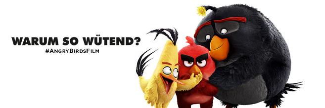 Grafik: Angry Birds - Der Film