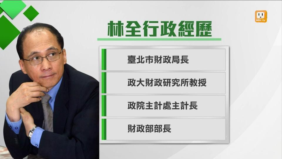 報答蔡英文慰留之情 林全接閣揆 | 時事 | 聯合影音