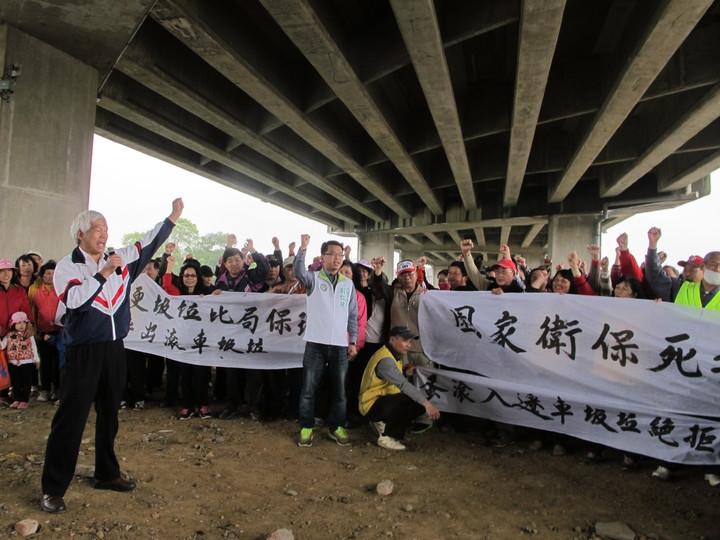 桃園平鎮清潔隊停車場搬遷 居民抗議   綜合   聯合影音