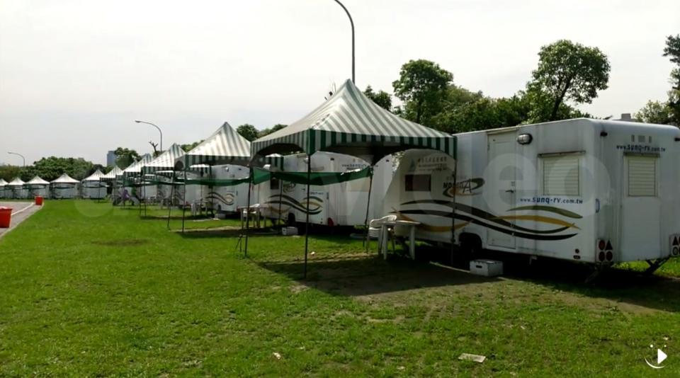 瘋露營/華中露營場 在城市裡露營趣 | 綜合 | 聯合影音