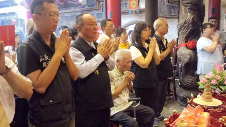 98歲媽祖契子 與千人回奉天宮團圓   綜合   聯合影音