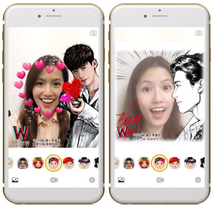 與李鍾碩甜蜜合影 照相App隨時滿足妳   生活   聯合影音