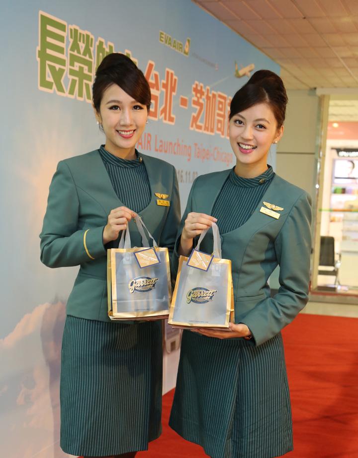 長榮航空臺北-芝加哥今首航 推開航特惠價 | 生活 | 聯合影音