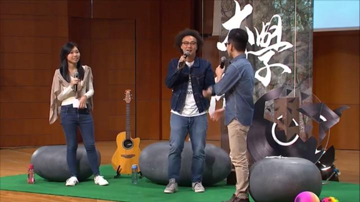 陳奕迅香港大學講座 自爆會瞄女團大腿 | 娛樂 | 聯合影音
