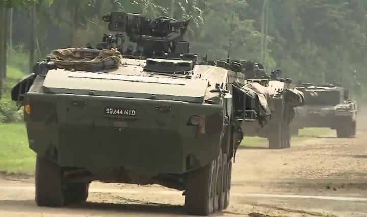 星光部隊裝甲車香港遭扣 國防部:非中華民國軍品 | 時事 | 聯合影音