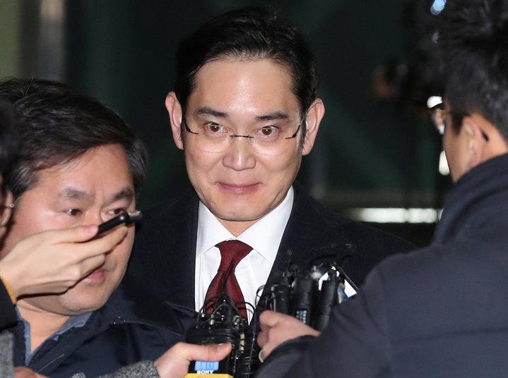 南韓特檢聲請逮捕三星副會長李在鎔 三星股價重挫   國際   聯合影音