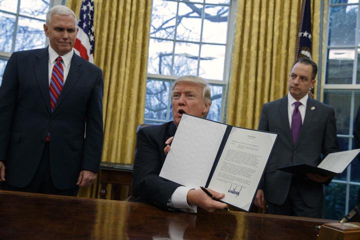 【重磅快評】美國退出TPP 會是兩岸悸動的機遇期嗎? | 時事 | 聯合影音