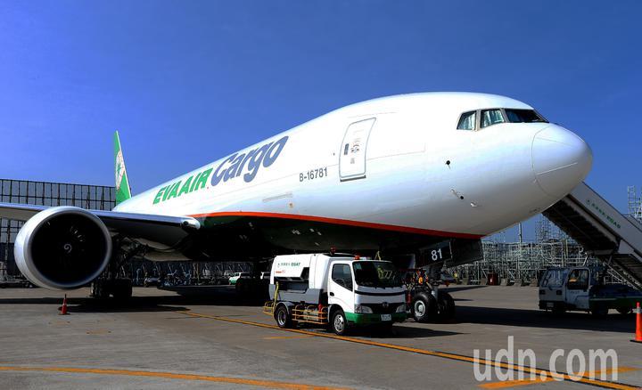 長榮航空波音777全貨機22日首飛   財經   聯合影音