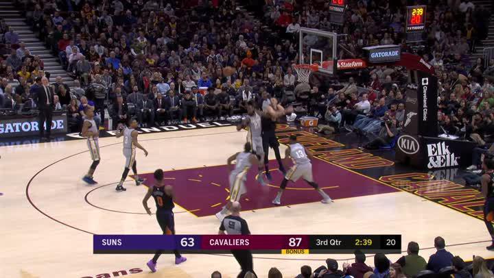 今日最佳好球- LeBron James (3月24日)   體育   聯合影音