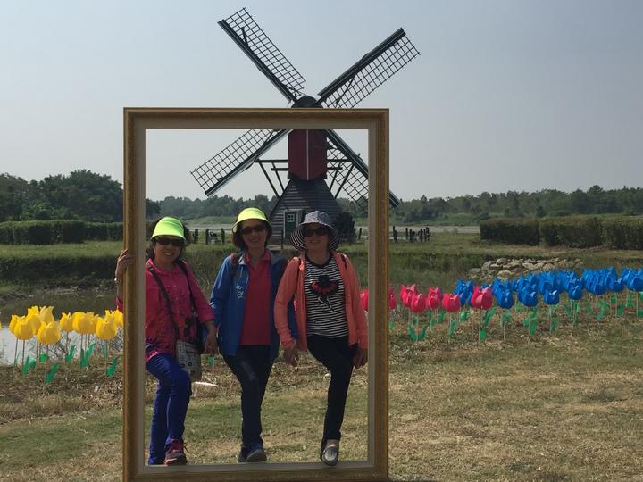 荷蘭村風車節今天至月底 荷蘭印象主題 以風車作畫   綜合   聯合影音