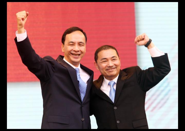 影/卸任市長成立工作室 朱立倫:2020為臺灣打拚 | 時事 | 聯合影音