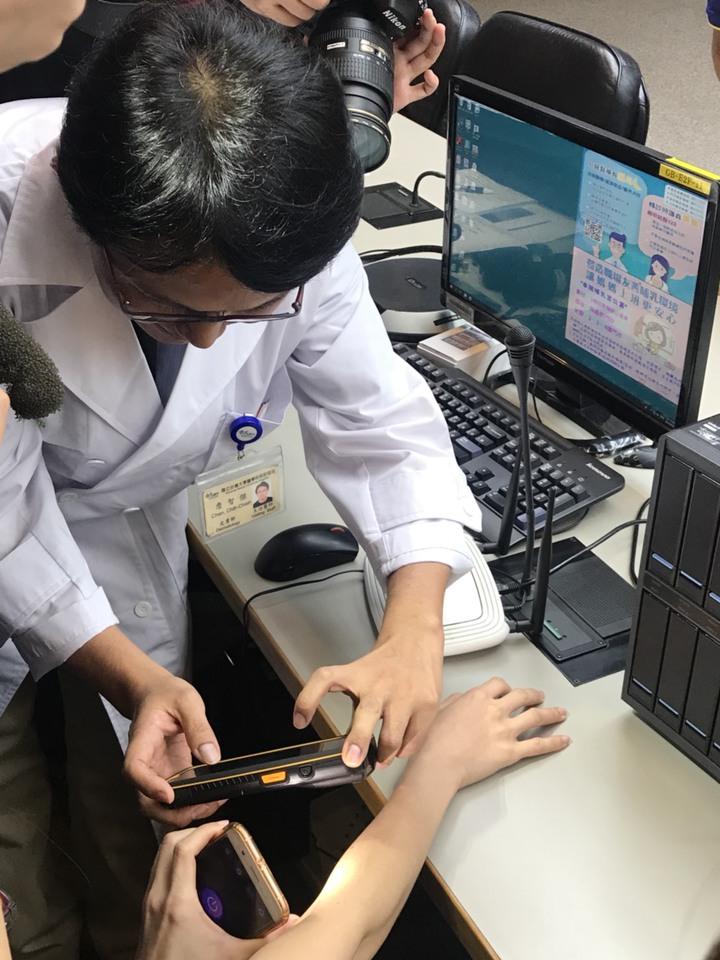 影/是痣還是癌 臺大醫新技術輔助快速診斷   生活   聯合影音