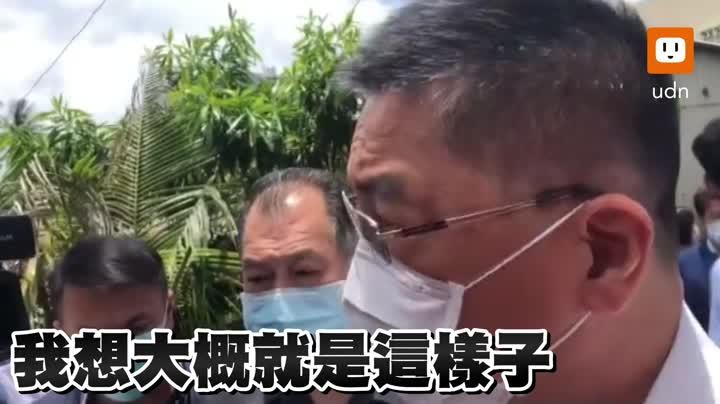 影/李承翰父親驟逝 徐國勇現身4字回應:大悲無言 | 時事 | 聯合影音