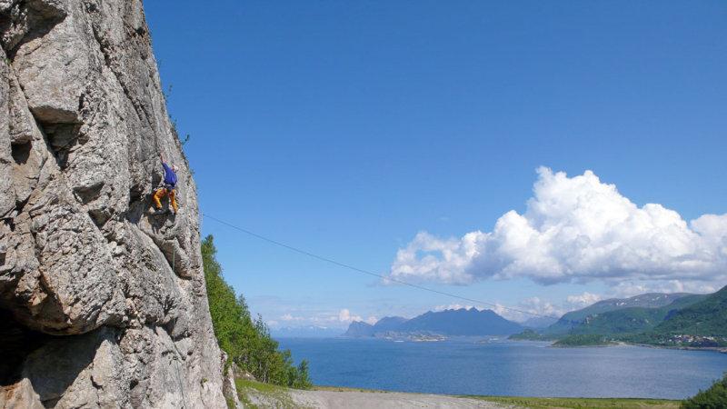 UKC Articles - Lofoten Rock - Norway