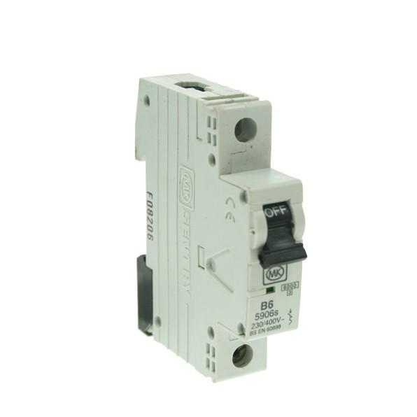 Mcb Miniature Circuit Breaker 6 Amp Double Pole You Can Caravan