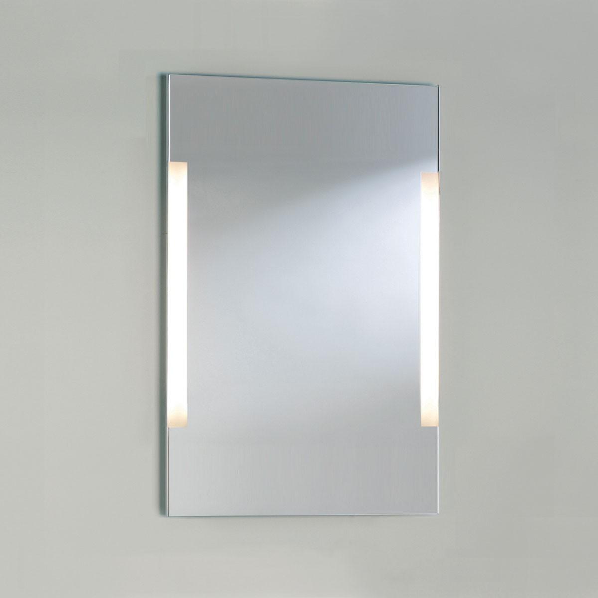 Astro Imola 900 Polished Chrome Bathroom Mirror Light at