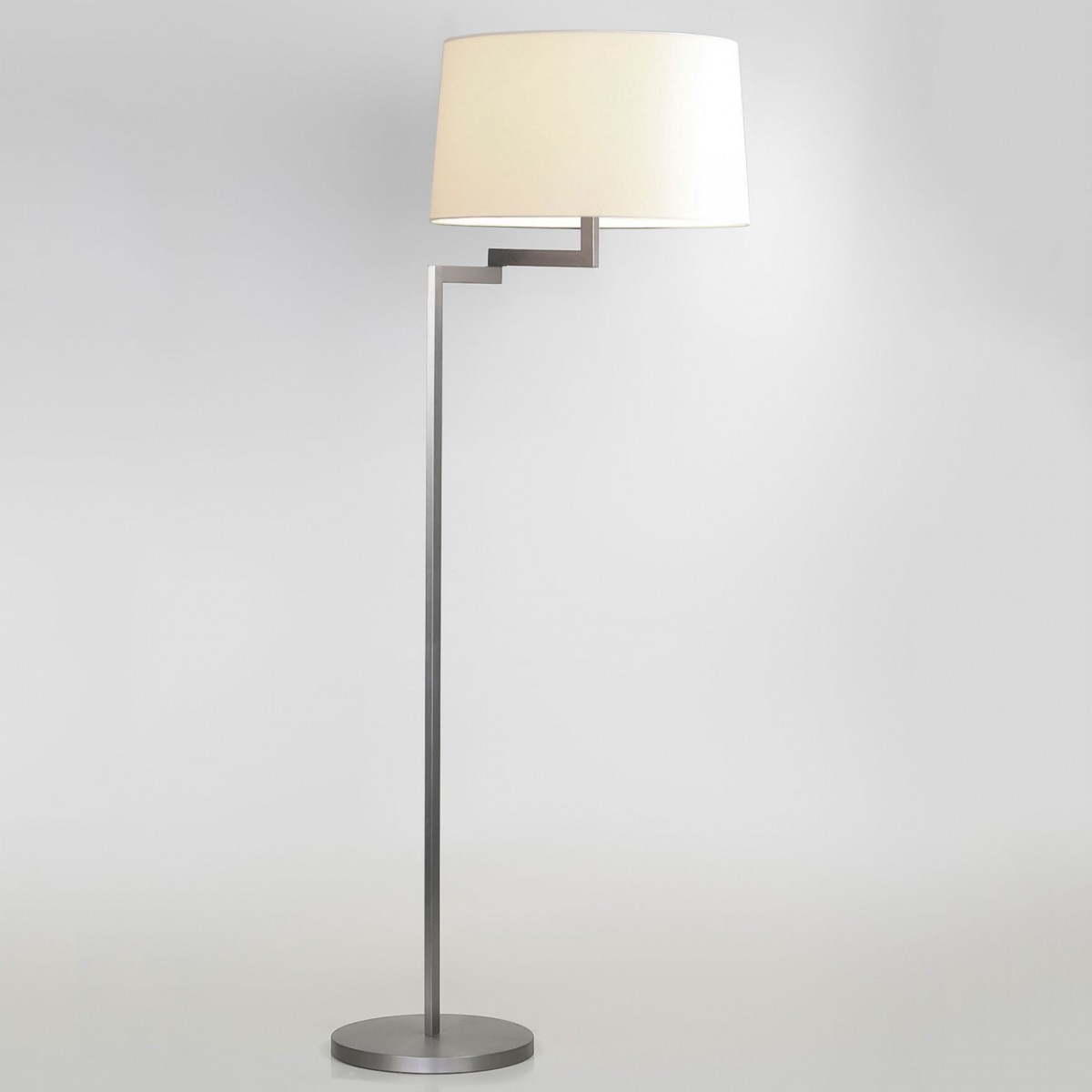 Astro Momo Floor Brushed Stainless Steel Floor Lamp at UK